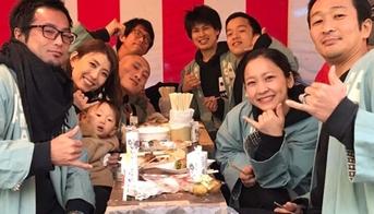 2018.3.7 / 武内マイちゃん誕生会