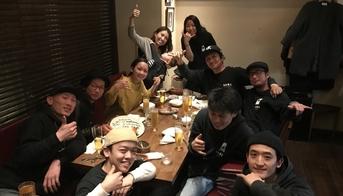 2018.6.8 / 平塚剛史の誕生会