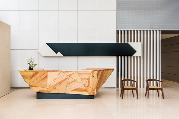office counter&chair