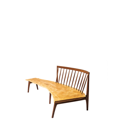 ※sold out<br />一枚板シリーズ トチ bench