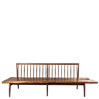 ウォールナット bench