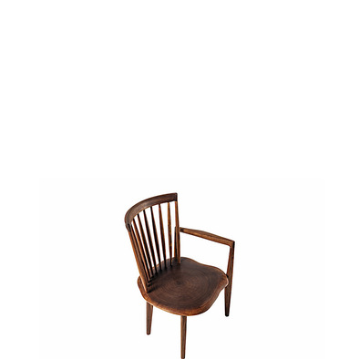 一枚板シリーズ stump chair-01