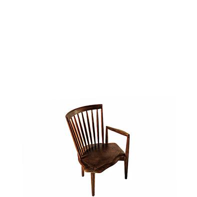 一枚板シリーズ stump chair-05