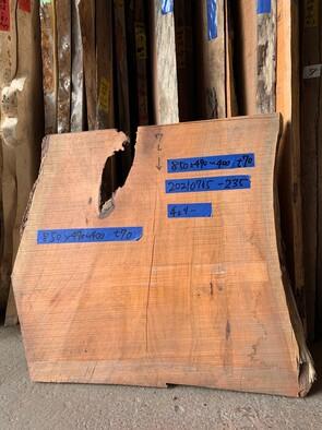 チェリー一枚板<br />W850 D400-470 T70<br />20210715-235