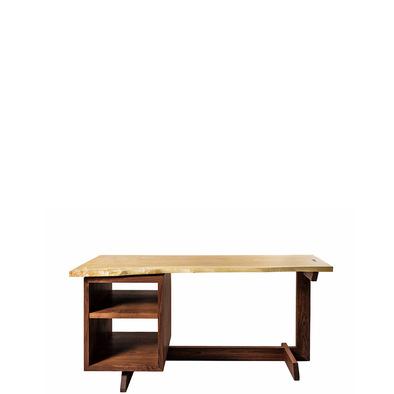solid wood desk square-02