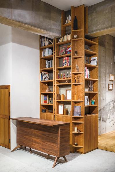 KOMA original Book shelf ※展示品参考価格あり