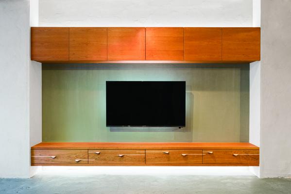 Hyuece TV wall storage ※展示品参考価格あり