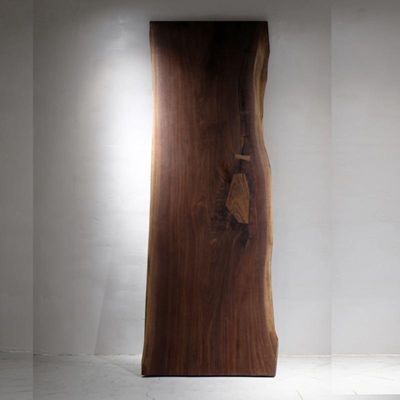 無垢家具|ウォールナット|1枚板