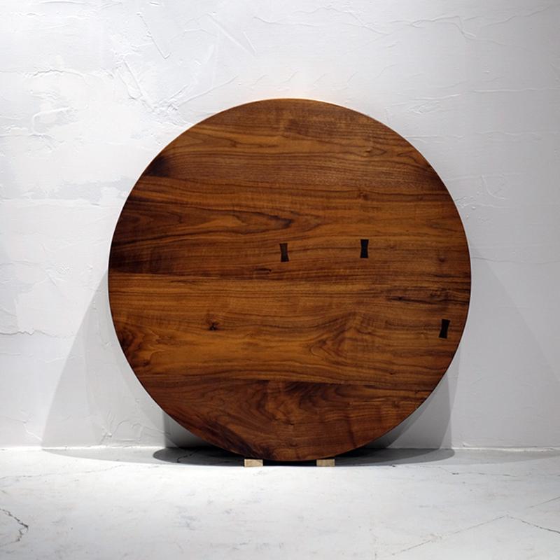 無垢家具|テーブル|丸