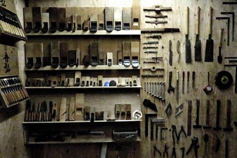無垢家具|職人|手道具