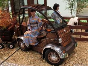 第42回 東京モーターショー2011<br />LIXILコンセプトカー デザイン&製作